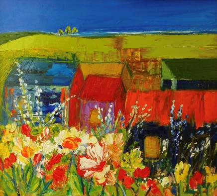 Penny Rees, Old Sheds