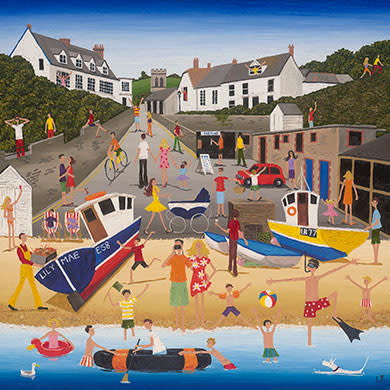 Louise Braithwaite, Beer Beach