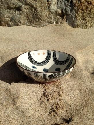 Fish Pye Pottery, Medium Bowl II
