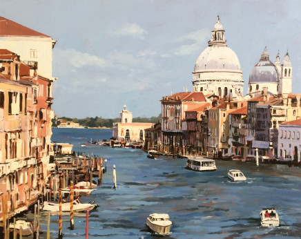 Colin Cook, Grand Canal - Venice