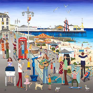 Louise Braithwaite, Brighton