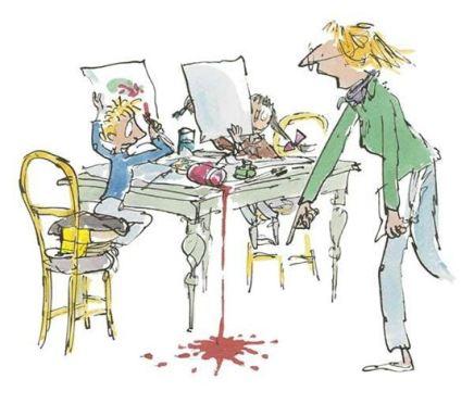 Quentin Blake/Roald Dahl, Simpkin That