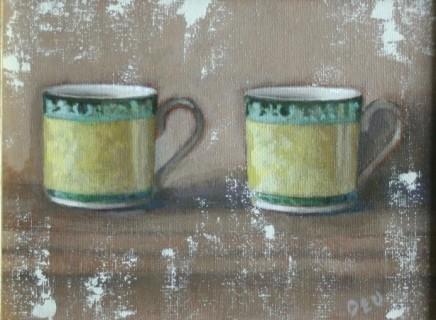Diane Urwin, Coffee Cup IV
