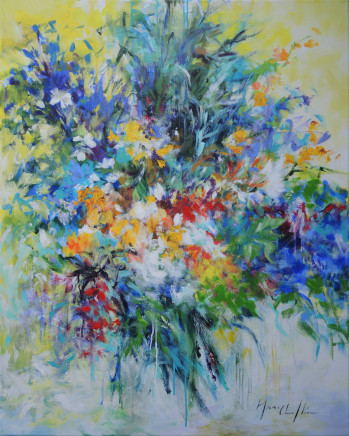 Mary Chaplin, Blue Bouquet