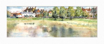 Elizabeth Reid, Rushmere Pond