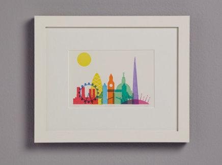 Emma Lee Cheng, London (overlapping landmarks)