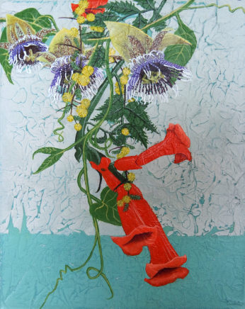 Jessica Holmes, Perpetual Spring, Passionflower