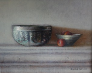 Diane Urwin, Silver Bowl
