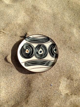 Fish Pye Pottery, Small Plate II