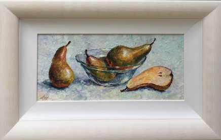 Lana Okiro, Conference pears