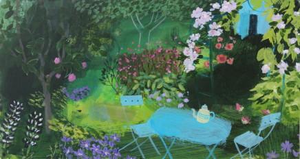 Jane Askey, Breakfast in the Garden