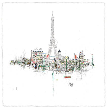 Laura Jordan, A View of Paris