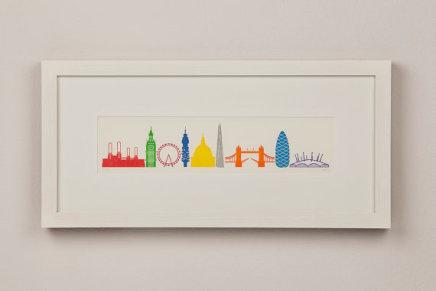 Emma Lee Cheng, London Landmarks