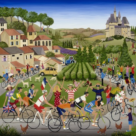 Louise Braithwaite, Tour de France