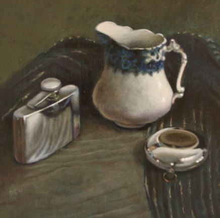 Diane Urwin, Blue and White Jug