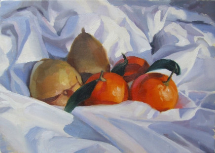 Andrew B Holmes, Oranges and Pears