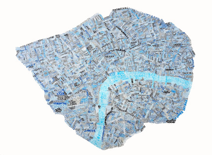 Jess Wilson, Central London Map