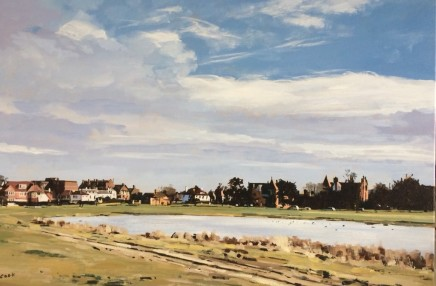 Colin Cook, Spring Morning on Wimbledon Common