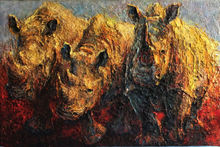 Lana Okiro, Rhinos