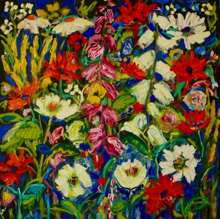 Penny Rees, Mixed Blooms