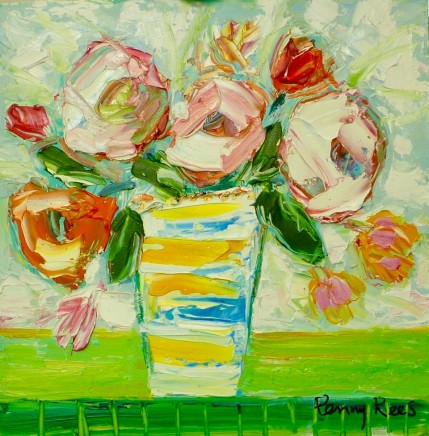 Penny Rees, Summer Blooms