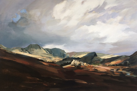 Colin Cook, Across the Valley to the Langdales