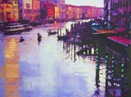 Colin Ruffell, Vince Grand Canal