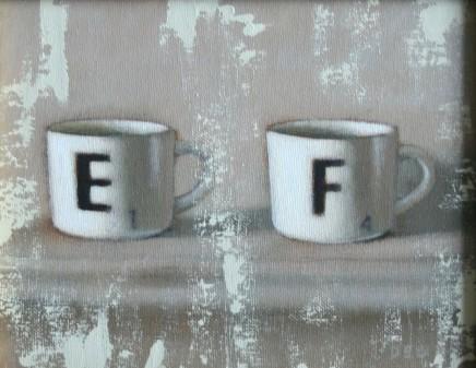 Diane Urwin, Coffee Cup II
