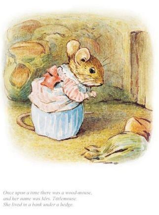 Beatrix Potter, Mrs Tittlemouse