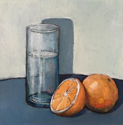 Nigel Sharman, Still Life with Orange