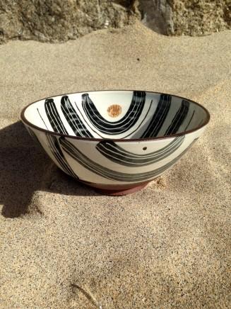 Fish Pye Pottery, Medium Bowl I