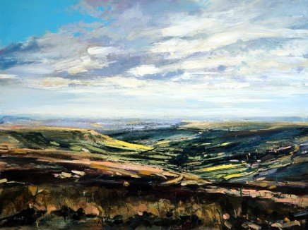 Colin Cook, Sunlight Over Rosedale