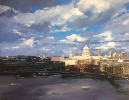 Colin Cook, Across the River to St Paul's