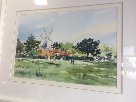 Kevin Williams, Windmill on the Common