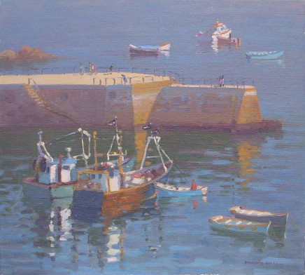 Douglas Hill, Outer Harbour, Mevagissey