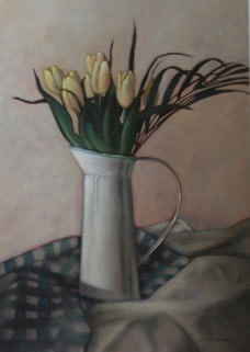 Diane Urwin, Yellow Tulips