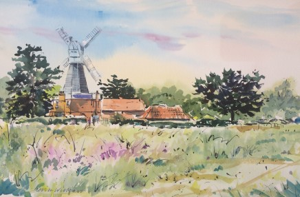 Kevin Williams, Windmill, Wimbledon Common