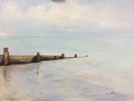 Dorothea Carr, West Wittering, Summer