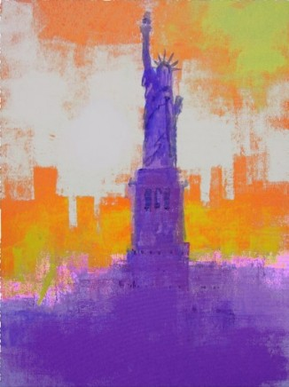 Colin Ruffell, NY Statue of Liberty