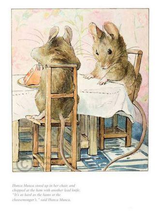 Beatrix Potter, Two bad mice