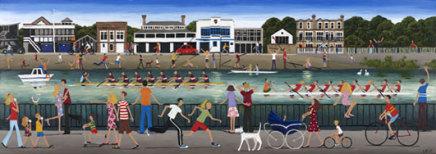 Louise Braithwaite, Putney Rowing