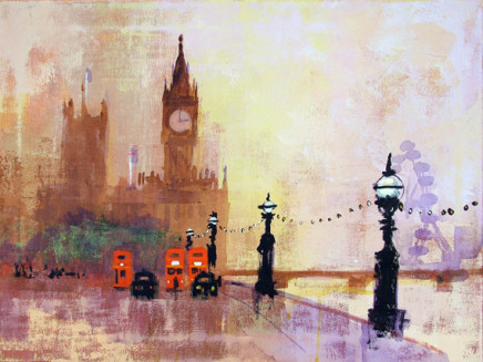 Colin Ruffell, Big Ben and Eye, A2+