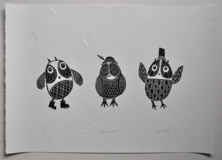 Annie Sandano, Three Wise Owls