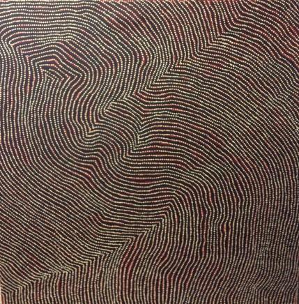 Charlie Tjapangati, Untitled, 2018
