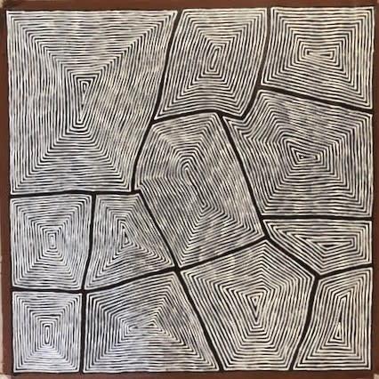 George Tjungurrayi, Untitled