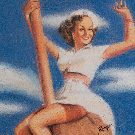 Dennis Ropar, Sailor Girl-Pin up series