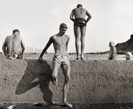 Max Dupain, At Newport 1952