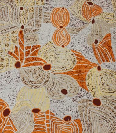 Mary Brown Napangati, Untitled, 2018