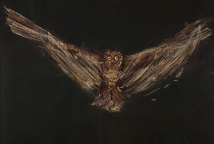 Rodney Pople, Owl, 1999