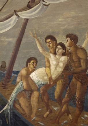 Corrado Cagli, Mermaid, 1933